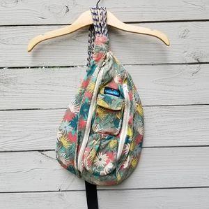Kavu | Floral Rope Sling Bag